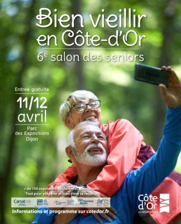 11-12 avril 2019 – L'association Art-et-Energie au Salon Seniors