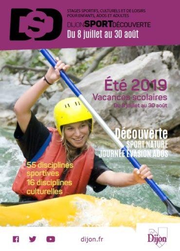 Dijon Sports Découverte – Été 2019