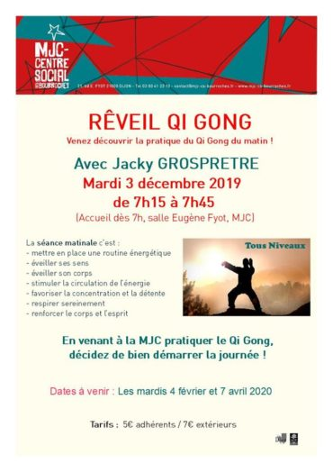 Rêveil Qi Gong
