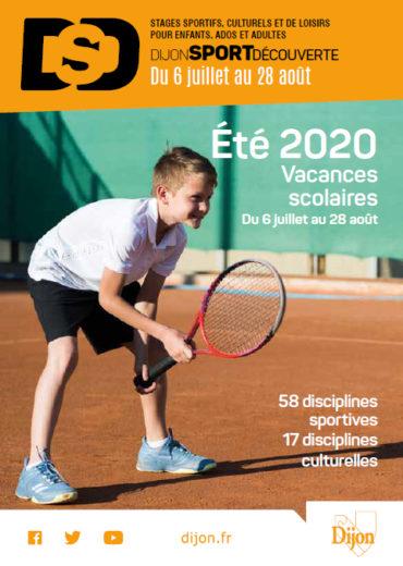 Dijon Sport Découverte – Eté 2020